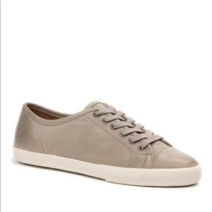 New Frye mindy low top leather sneakers shoes
